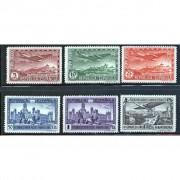 España Spain 614/19 1931 Unión Postal Panamericana MNH