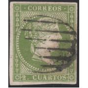 España Spain 47 1855 Isabel II