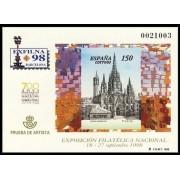 España Spain Prueba de lujo 66 1998 Catedral de Barcelona