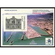 España Spain Prueba de lujo 92 2006 Exfilna 2006 Algeciras