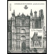 España Spain Prueba de lujo 101 2010 Catedrales de Plasencia