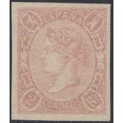España Spain 73 1865 Isabel II