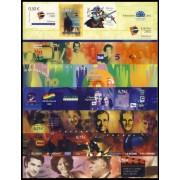 España Spain 3943 2002 Exposición Mundial Juvenil, lujo