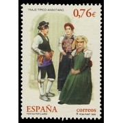 España Spain 3958 2003 Fiestas Populares, lujo MNH