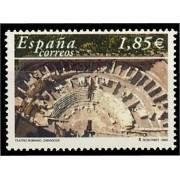 España Spain 3984 2003 Teatro romano de Zaragoza, lujo MNH
