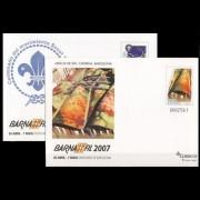 Sobres Enteros Postales 114/15 Barnafil 2007