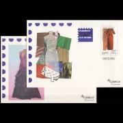 Sobres Enteros Postales 118/19 Filabarna 2007 Moda