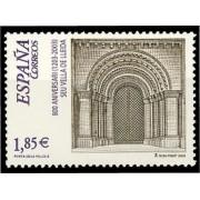 España Spain 4001 2003 DCCC años de la Seo Antigua de LLeida, lujo MNH