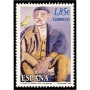 España Spain 4026 2003 Homenaje a Luis Seoane, lujo MNH
