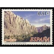 España Spain 4035 2003 Naturaleza, lujo MNH