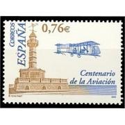 España Spain 4047 2003 Año Centenario de la Aviación, lujo MNH