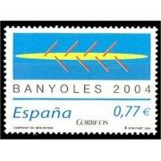 España Spain 4064 2004 Campeonato del Mundo de Remo Banyoles, lujo MNH