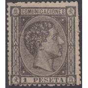 España Spain 169 1875 Alfonso XII