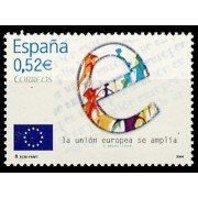 España Spain 4080 2004 Ampliación de la Unión Europea, lujo MNH