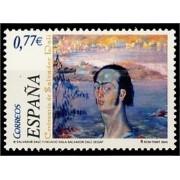 España Spain 4081 2004 Centenario del nacimiento de Salvador Dalí, lujo MNH