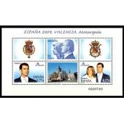 España Spain 4087 2004 exposición Mundial de Filatelia ESPAÑA 2004 Valencia, lujo MNH