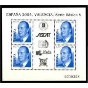 España Spain 4088 2004 Juan Carlos I, lujo MNH