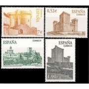 España Spain 4097/00 2004  Castillos, lujo MNH