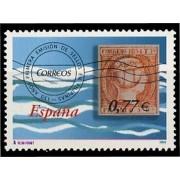 España Spain 4114 2004 CL Aniversario de la primera emisión de sellos en Filipinas Sellos Filipinas, lujo MNH