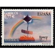 España Spain 4120 2004 América Upaep, lujo MNH