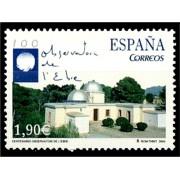 España Spain 4126 2004 I Centenario del Observatorio  del Ebro, lujo MNH