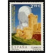 España Spain 4130 2004 D Aniversario del Fallecimiento de Isabel La Católica, lujo MNH