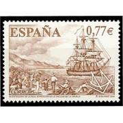 España Spain 4131 2004 Bicentenario de la Real Expedición de la Vacuna viruela, lujo MNH