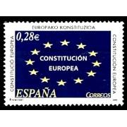 España Spain 4141 2005 Constitución Europea, lujo MNH