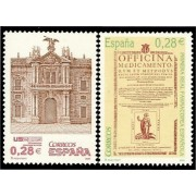 España Spain 4152/53 2005 Centenarios, lujo MNH