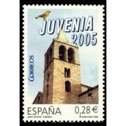 España Spain 4155 2005 Exposicion Nacional de Filatelia Juvenil Juvenia, lujo MNH