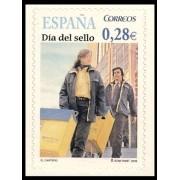 España Spain 4174 2005 Día del Sello, lujo MNH