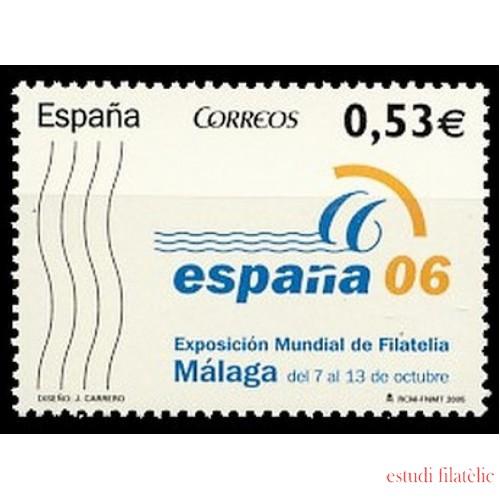 España Spain 4185 2005 Exposición Mundial de Filatelia España 2006 , lujo MNH