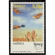 España Spain 4189 2005 América  Upaep, lujo MNH