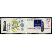 España Spain 4192 2005 XXV Aniversario de los premios Príncipe de Asturias, lujo MNH
