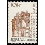 España Spain 4220 2006 CL Aniversario Banco de España, lujo MNH