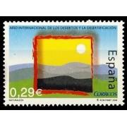 España Spain 4222 2006 Año Internacional de los Desiertos y de la Desertificación, lujo MNH