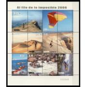 España Spain 4224 2006 Deportes Al filo de lo Imposible, lujo MNH