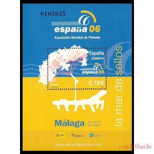 España Spain 4241 2006 Exposición mundial de Filatelia España 2006 Málaga, lujo MNH