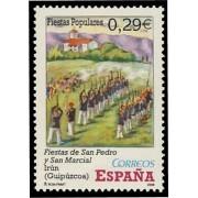 España Spain 4242 2006 Fiestas de San Pedro y San Marcial, lujo MNH