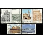 España Spain 4243/48 2006 Arquitectura, lujo MNH