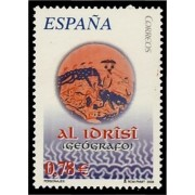 España Spain 4249 2006 Al Idrîsî , lujo MNH