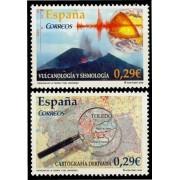 España Spain 4254/55 2006 Ciencias de la Tierra y del Universo, lujo MNH