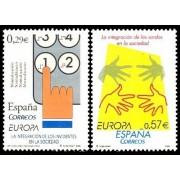 España Spain 4261/62 2006 Europa, lujo MNH