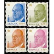 España Spain 4296/99 2007 SM Juan Carlos I, lujo MNH