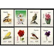 España Spain 4300/07 2007 Flora y Fauna, lujo MNH
