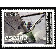 España Spain 4313 2007 32nd America´s Cup Challenger, lujo MNH