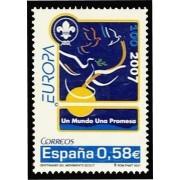 España Spain 4322 2007 Europa, lujo MNH