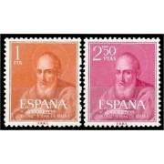 España Spain 1292/93 1960 Canonización del Beato  Juan de Ribera MNH