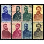 España Spain 1298/05 1960 Forjadores de América  MNH