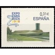 España Spain 4391 2008 Exposición Internacional Expo Zaragoza 2008, lujo MNH